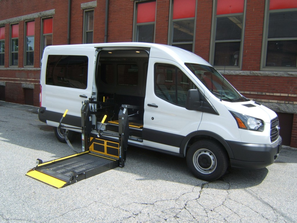 Van Wheelchair Lift Parts : Handicap accessible vans national van builders