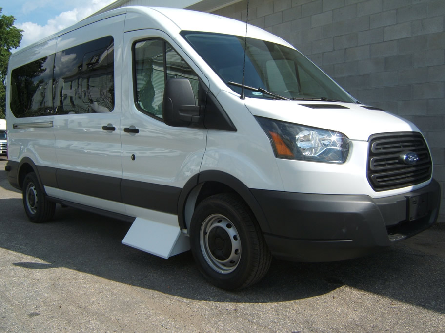 Steps For Handicap Vans Pictures To Pin On Pinterest