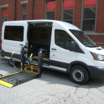 handicap accessible vans