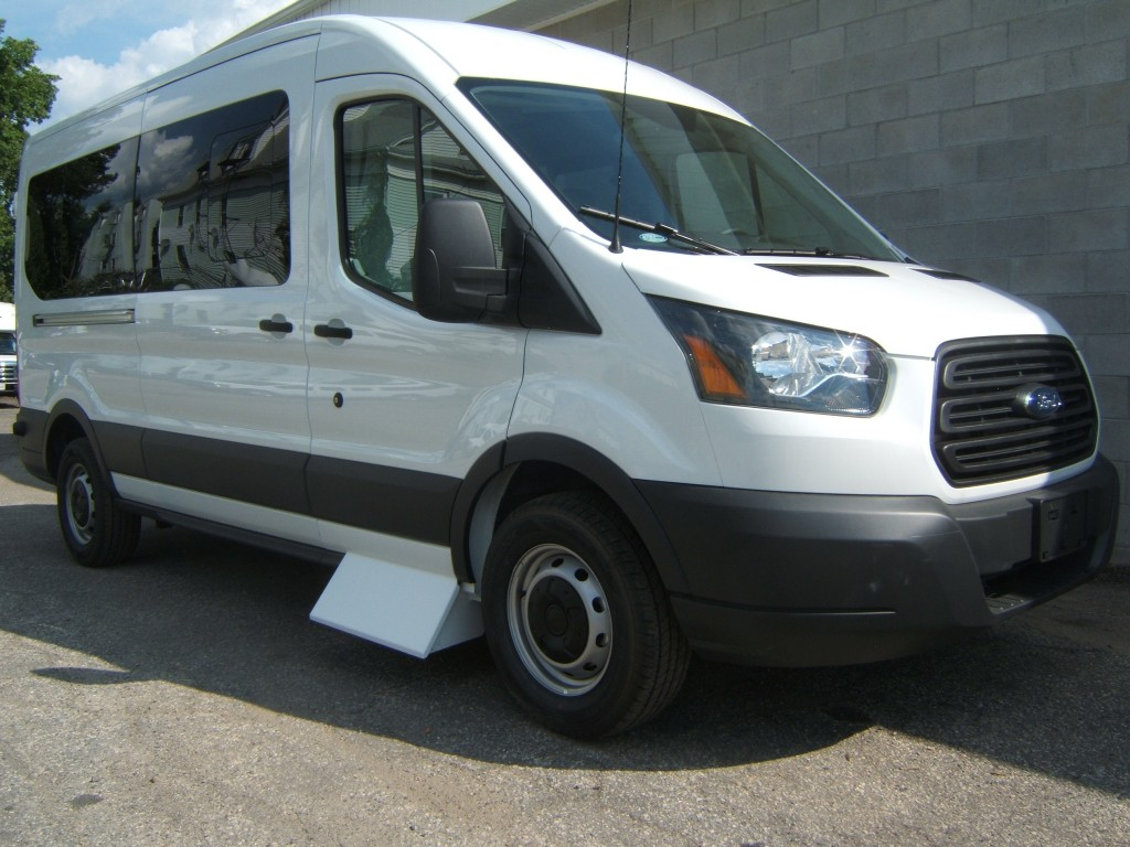 Van Wheelchair Lift Parts : Shuttle vans national van builders attleboro ma