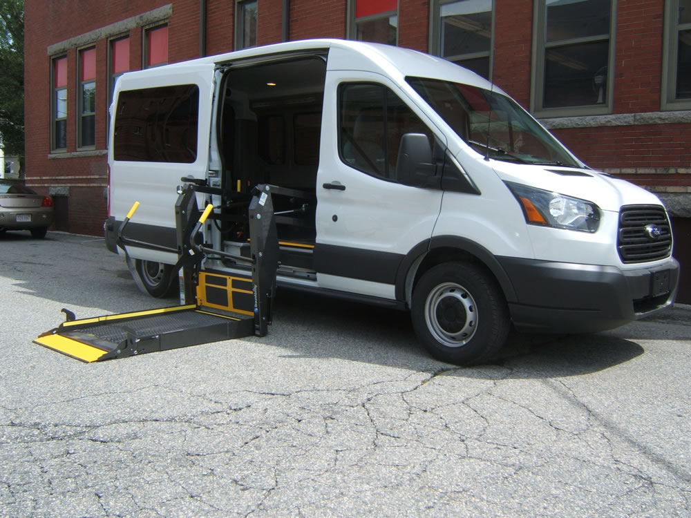 Van Wheelchair Lift Parts : Wheelchair vans for sale national van attleboro ma