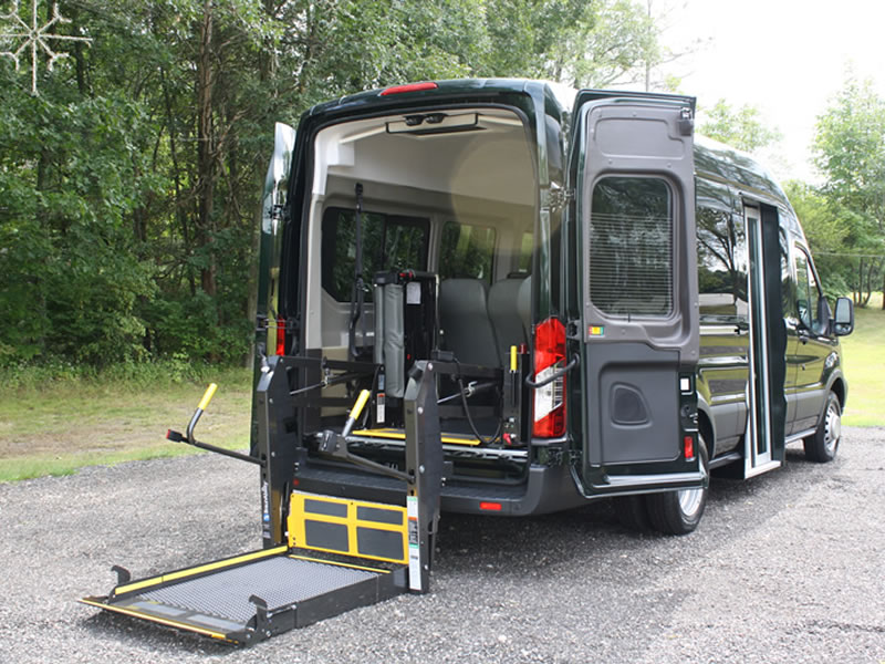 cost of wheelchair van